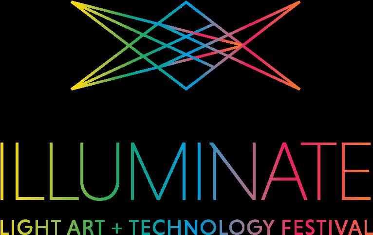 Download Utah's Light Art And Technology Festival - Triangle - Full