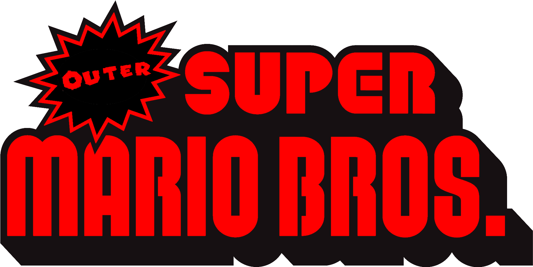 Download New Super Mario Bros Wii Logo Full Size Png Image Pngkit