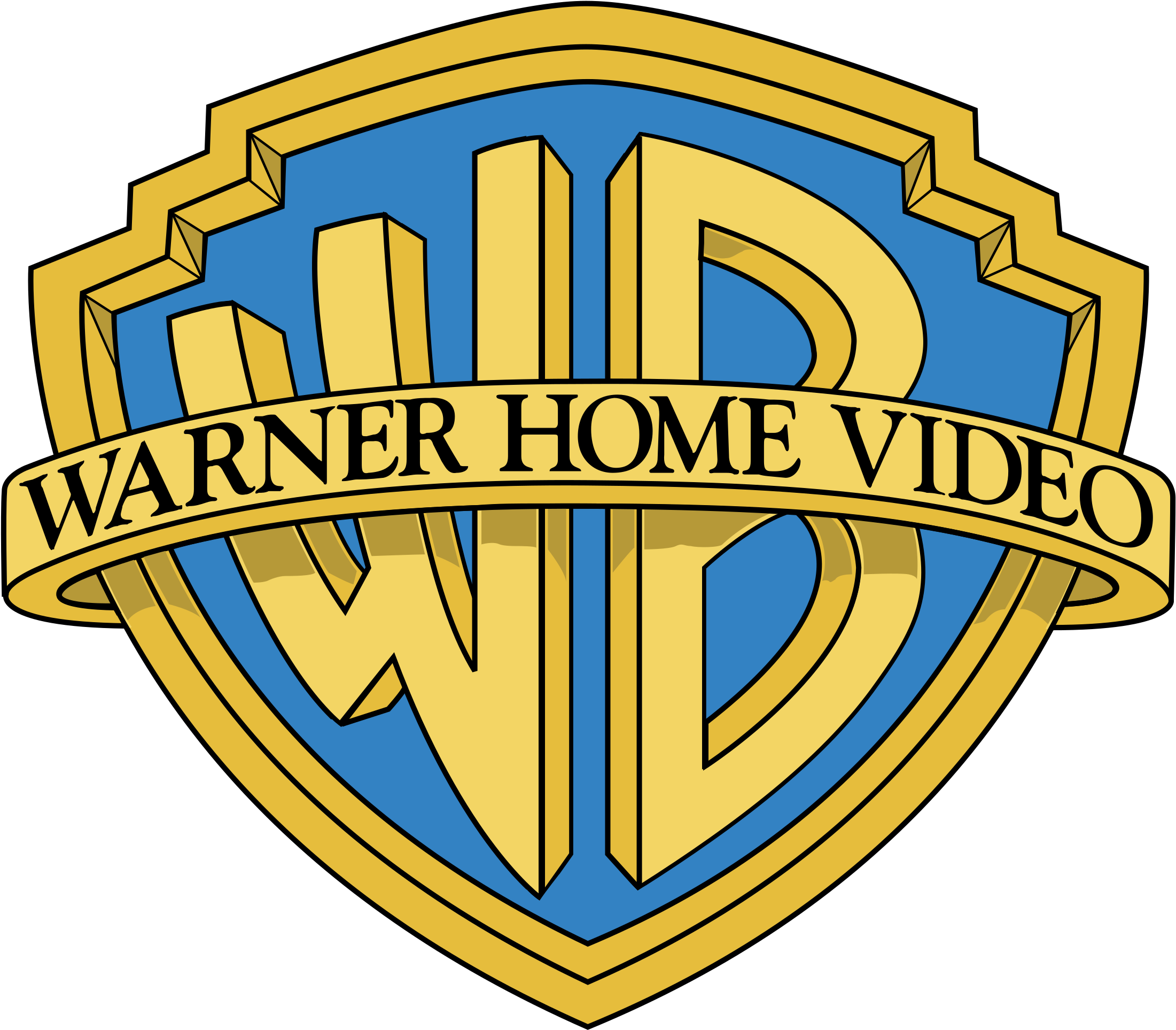 Warner Home Video Logo 2010 New Version Hd Youtube