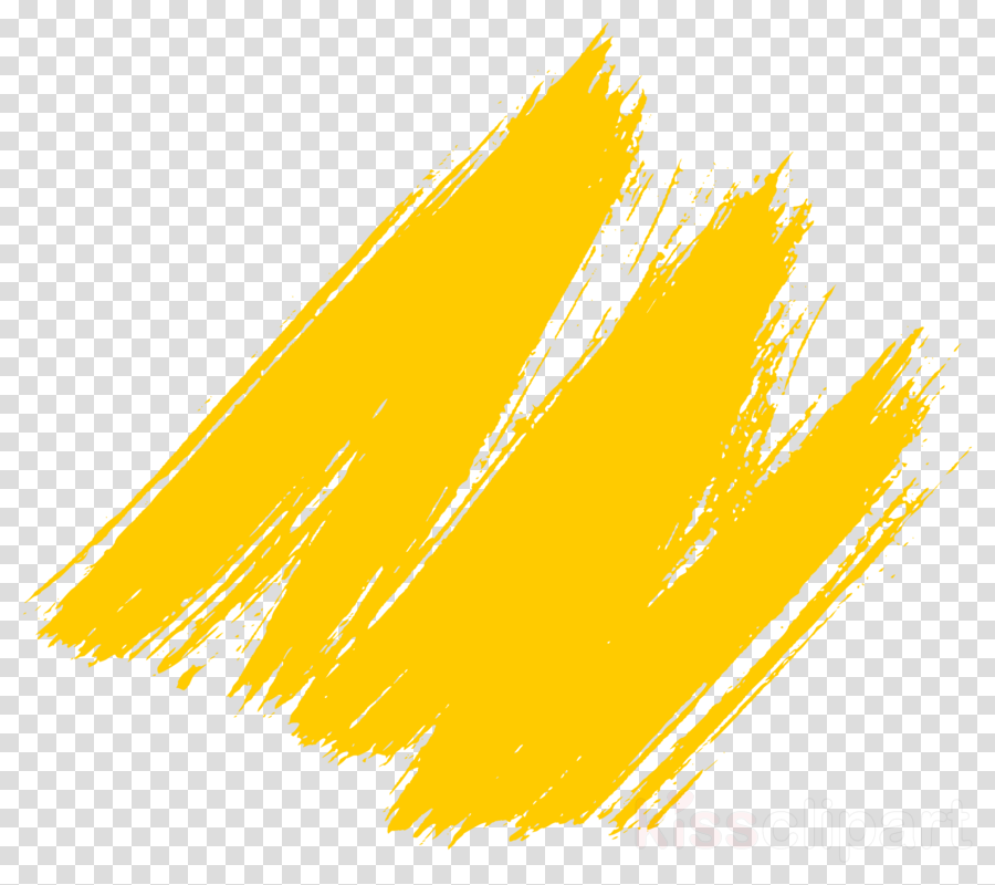 Download Download Yellow Brush Stroke Png Clipart Paint ...
