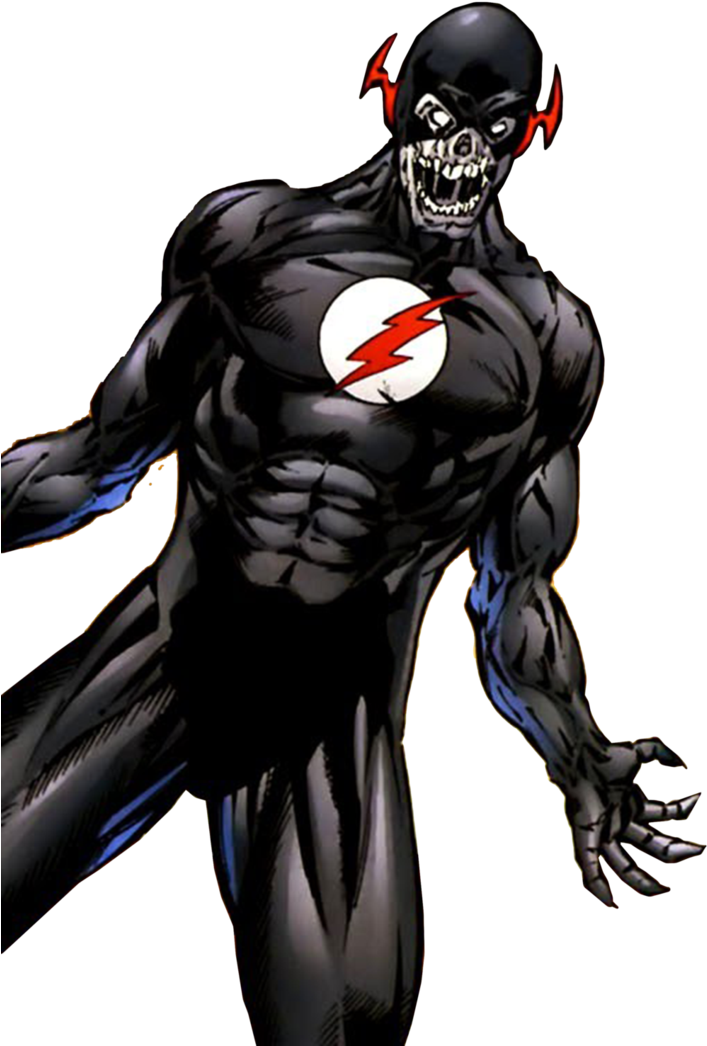 Download Black Flash By Trickarrowdesigns On Deviantart Clip Black Flash Dc New Full Size Png Image Pngkit