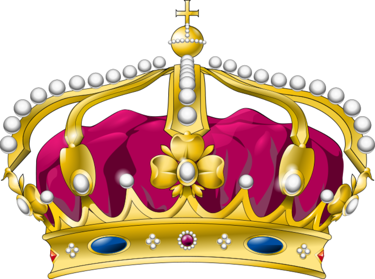 Download Crown Clipart No Background - Queen Crown ...