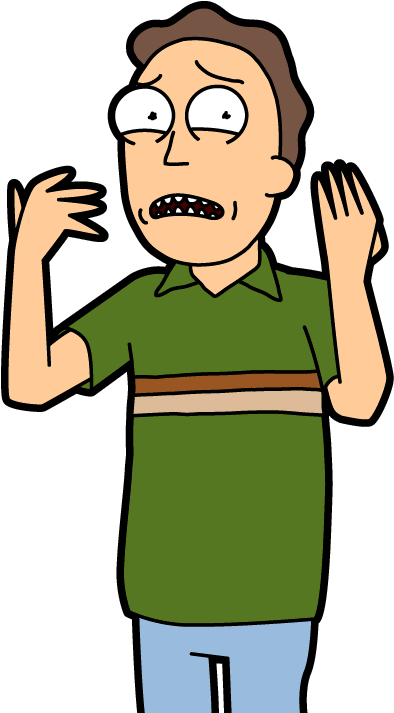 Download Jerry Jerry Smith Rick And Morty Png Full Size Png Image Pngkit They must be uploaded as png files, isolated on a transparent background. jerry jerry smith rick and morty png