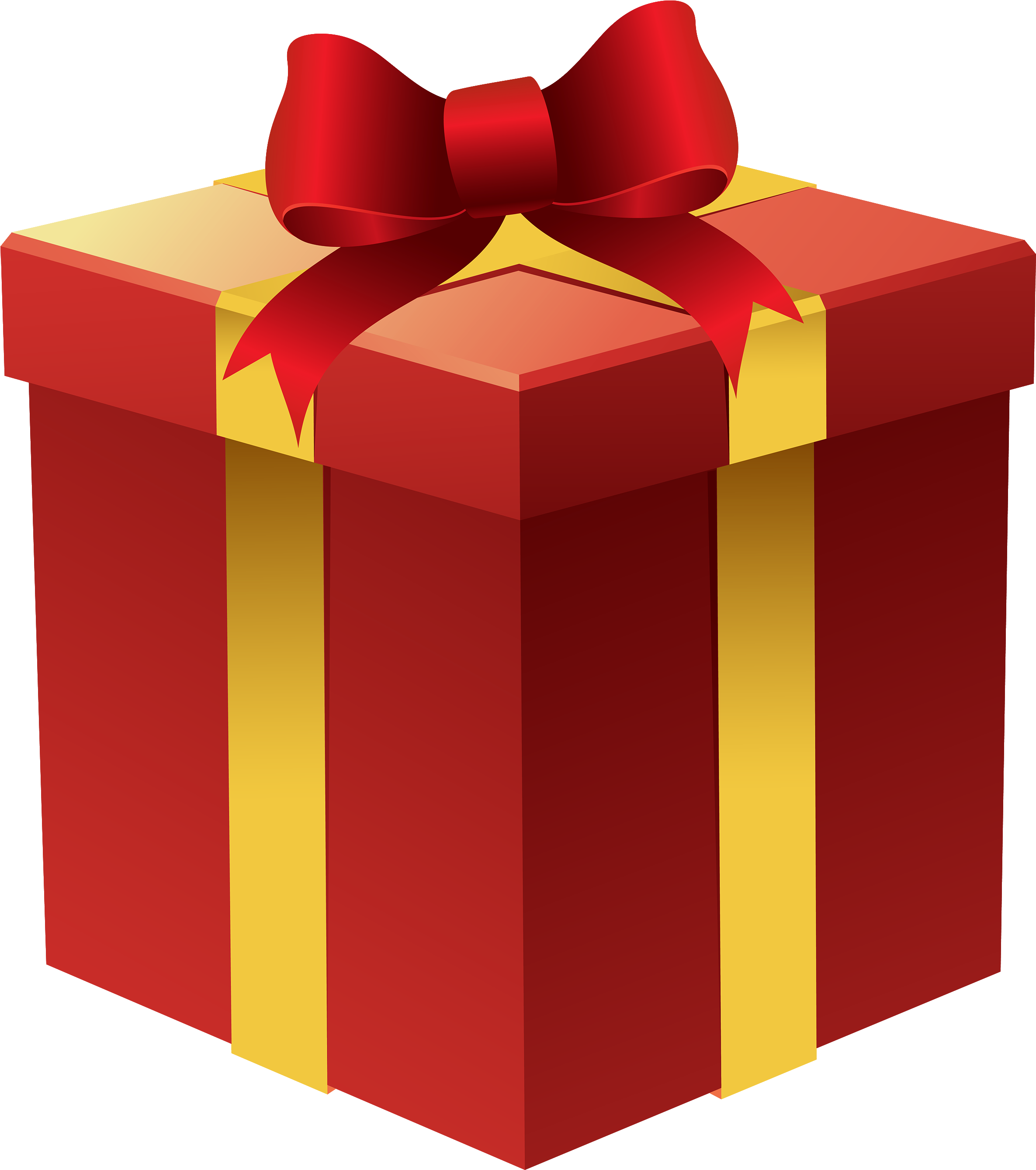 Download Gift Box In Red Png Clipart Gift Box Clipart Png Full Size Png Image Pngkit