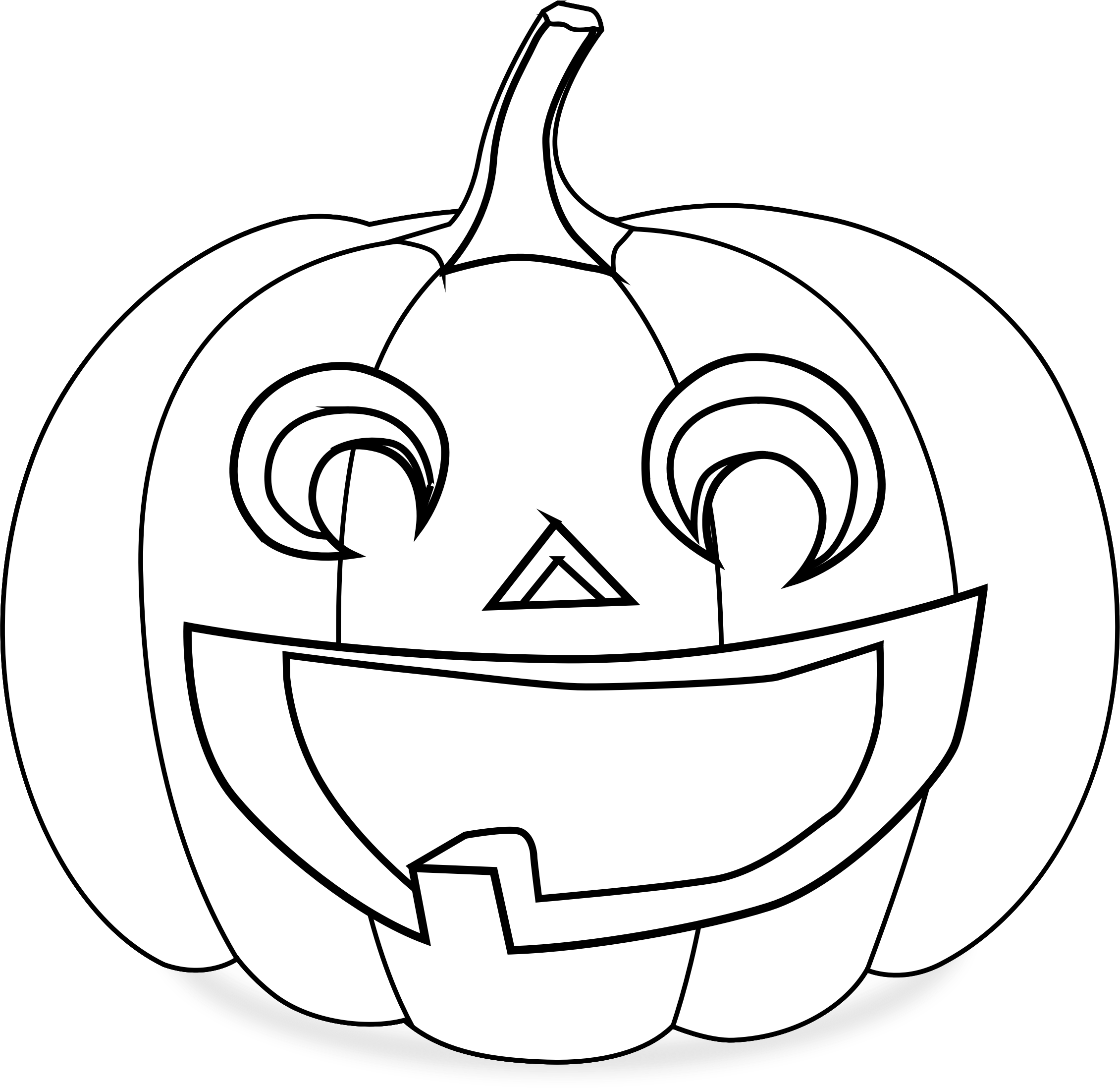- Download Jack O Lantern Coloring Page Free Printable Pages And