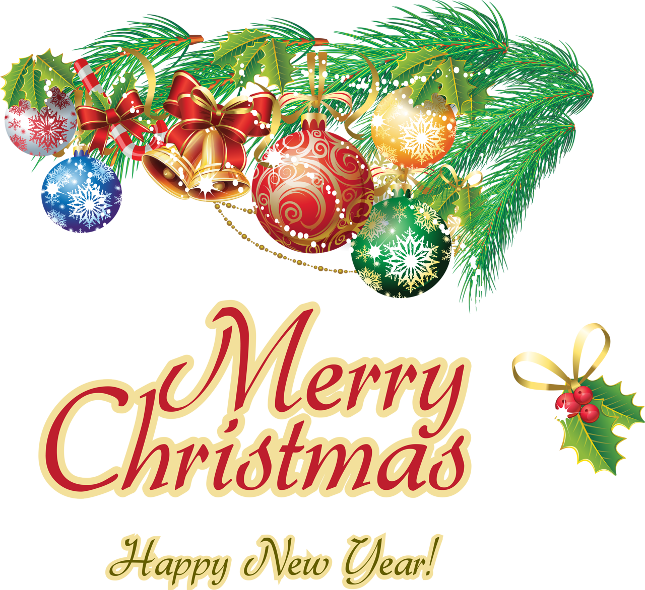 download klipart merry christmas and happy new year nadpis merry christmas and happy new year full size png image pngkit download klipart merry christmas and