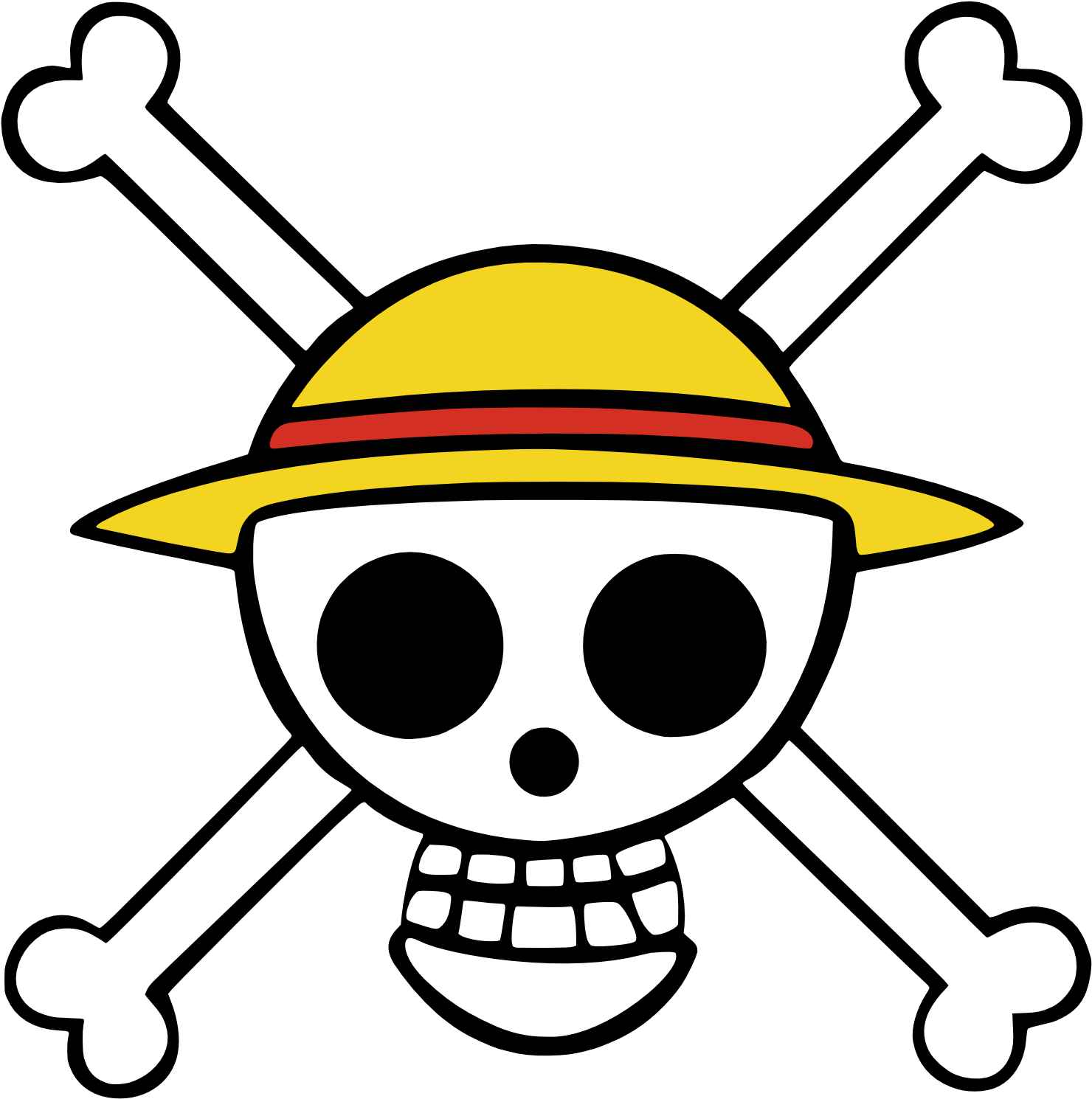 Download One Piece Logo Png - Full Size PNG Image - PNGkit