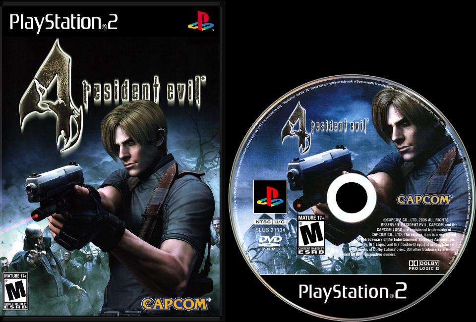 Download Resident Evil 4 Ps2 Ps3 Dublado E Legendado Resident