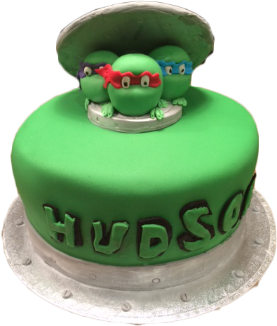 Excellent Download Teenage Mutant Ninja Turtles Birthday Cake Ninja Turtle Funny Birthday Cards Online Fluifree Goldxyz
