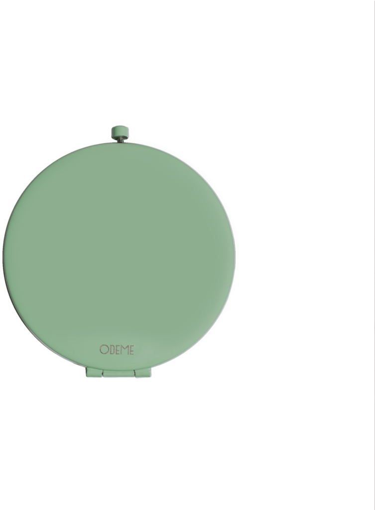 Download Compact Mirror Aqua Greeting Card Full Size Png Image Pngkit