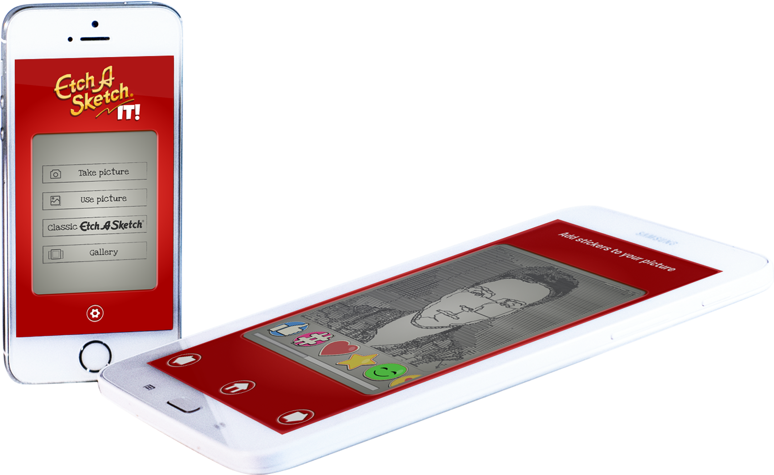 Download Download The Free App Etch A Sketch Full Size Png Image Pngkit