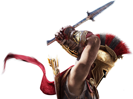 Download Assassin S Creed Odyssey Alexios Full Size Png Image