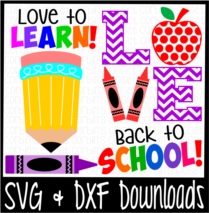 Download Collection Of Free Crayon School Download On Do Small Things With Great Love Svg Full Size Png Image Pngkit