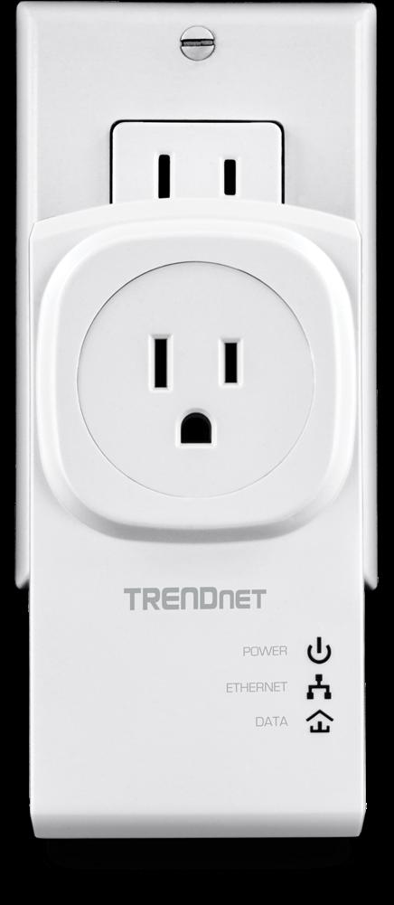 TRENDnet Home Smart Switch with Wireless Extender THA-101