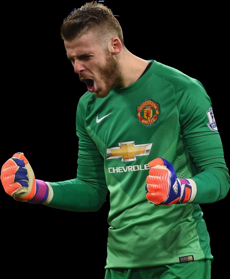 Download Manchester United Png Image Background David De Gea 2014 15 Full Size Png Image Pngkit