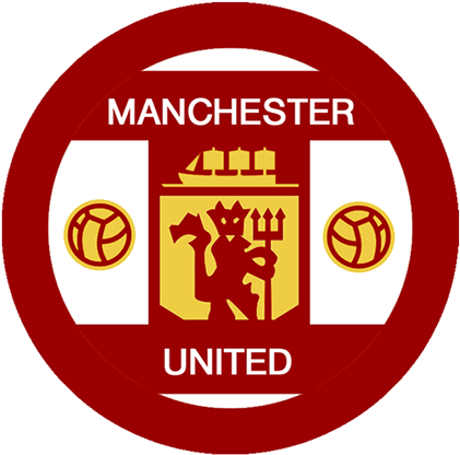 Download Home Kit Manchester United F C Full Size Png Image Pngkit