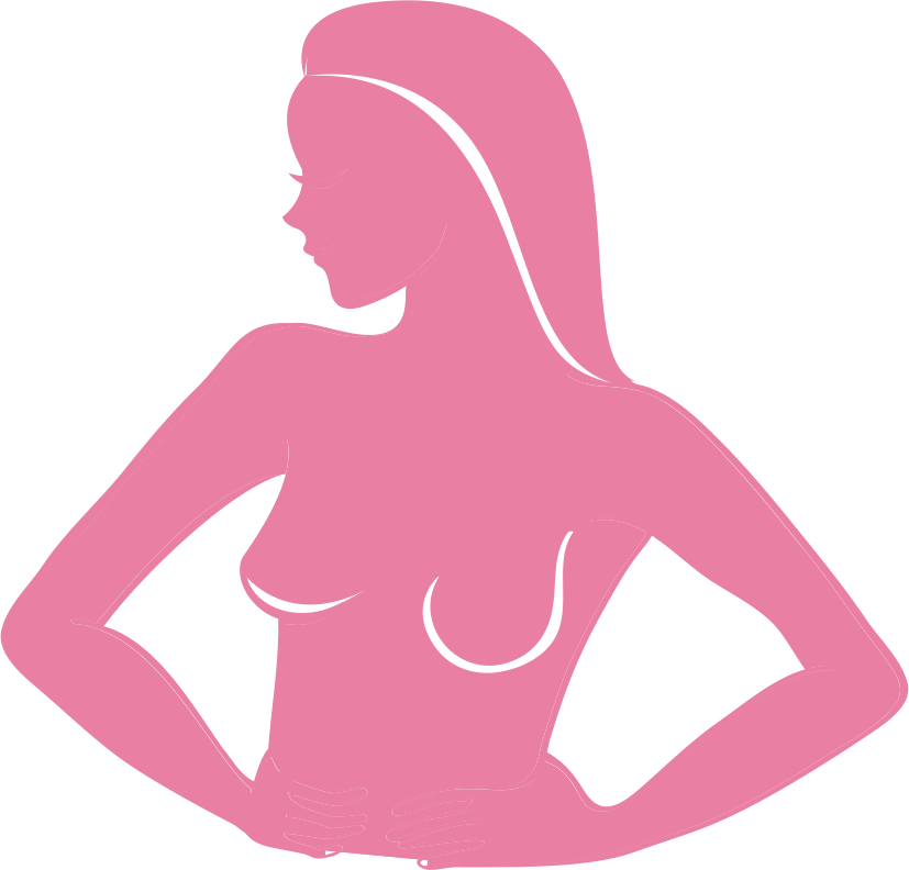 Download Picture Stock Collection Of Free Breste Breast Cancer Woman Silhouette Png Full Size Png Image Pngkit