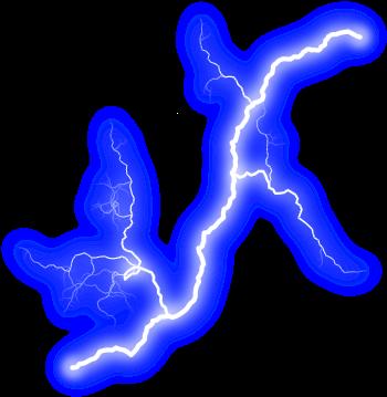 Download Lightning Bolt Transparent Background - Lightning ...
