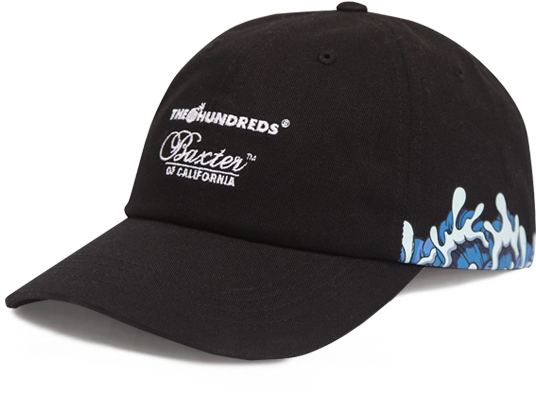 Download Waves Dad Cap Balenciaga World Food Programme Hat Full Size Png Image Pngkit