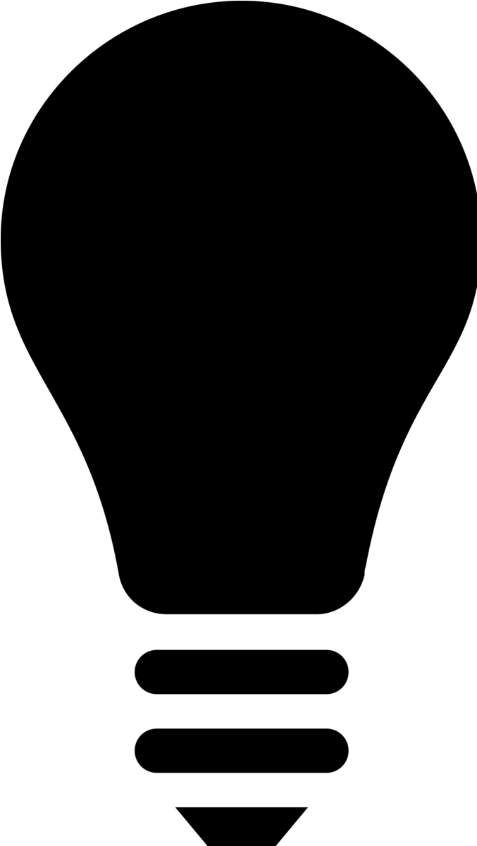 Download Desenho De Lampada Png Bulb Icon Full Size Png Image