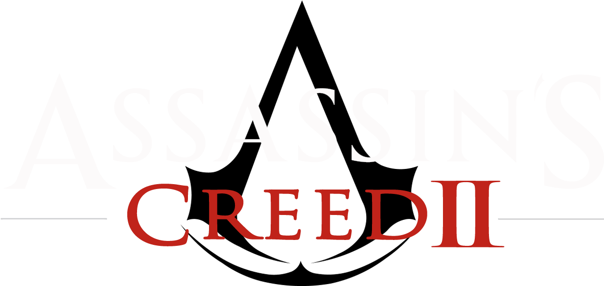 Download Assassin S Creed Ii Assasin Creed 2 Logo Full Size