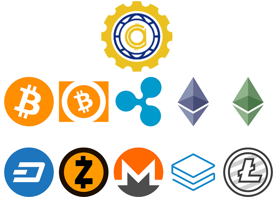 Download Cryptocurrency Bitcoin Full Size Png Image Pngkit