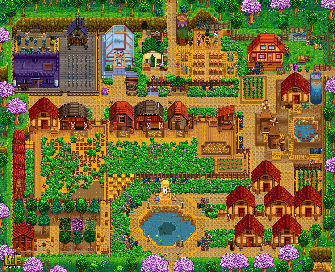 Download Stardew Valley - Full Size PNG Image - PNGkit