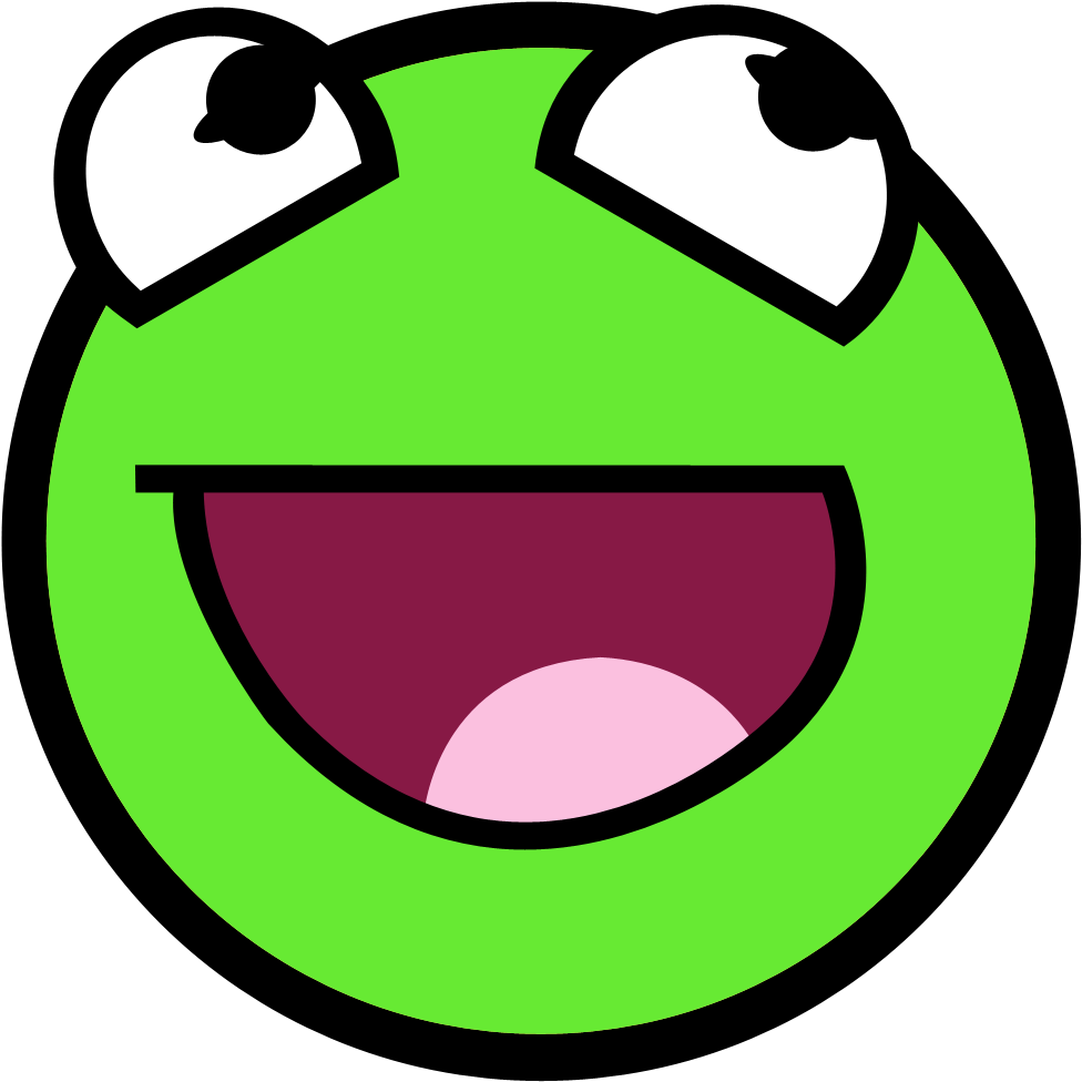 Download Green Smiley Face Png Roblox Super Super Happy Face