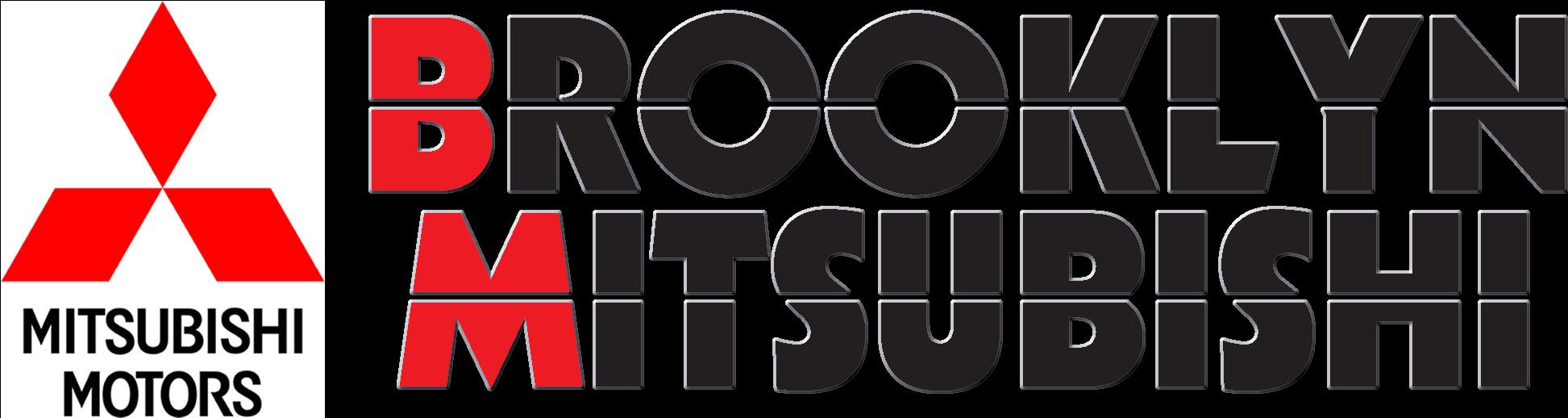 Download Brooklyn Mitsubishi Logo - Full Size PNG Image - PNGkit