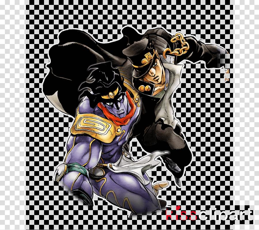 Download Fictional Character Clipart Jotaro Kujo Jojo S Bizarre Full Size Png Image Pngkit