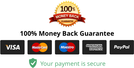 Image result for shopify money back guarantee