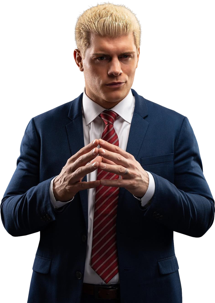 Download Cody Rhodes 2019 New Render By Ambriegns - Cody Rhodes - Full Size  PNG Image - PNGkit