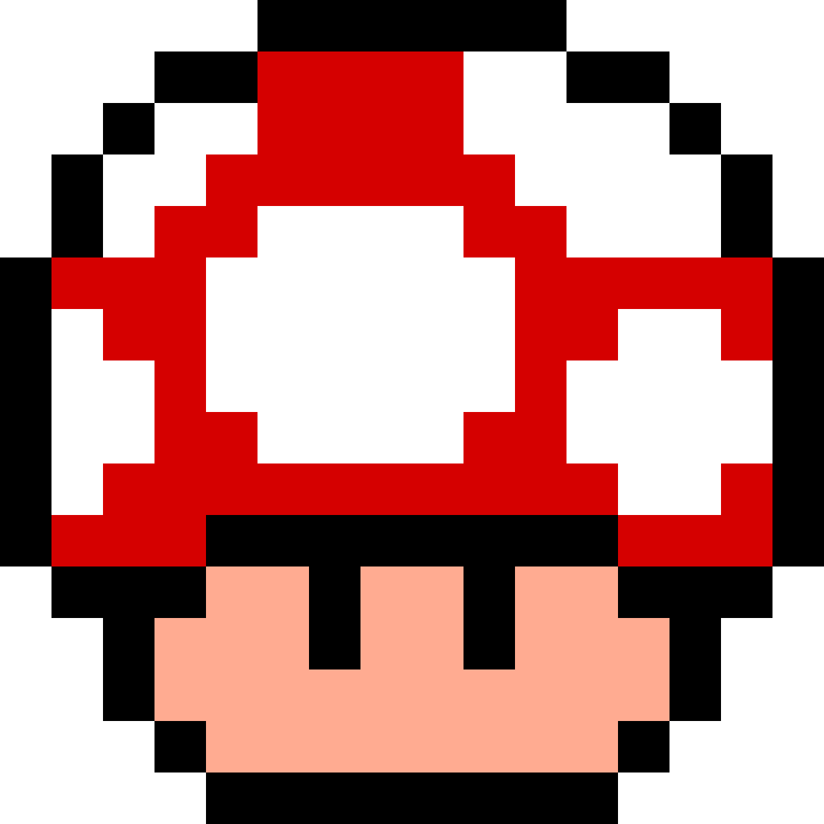 Download Super Mario Mushroom Pixel Mario Mushroom Gif Full