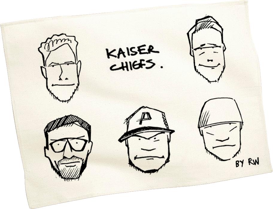 Download Cartoon Faces Tea Towel Sketch Full Size Png Image Pngkit