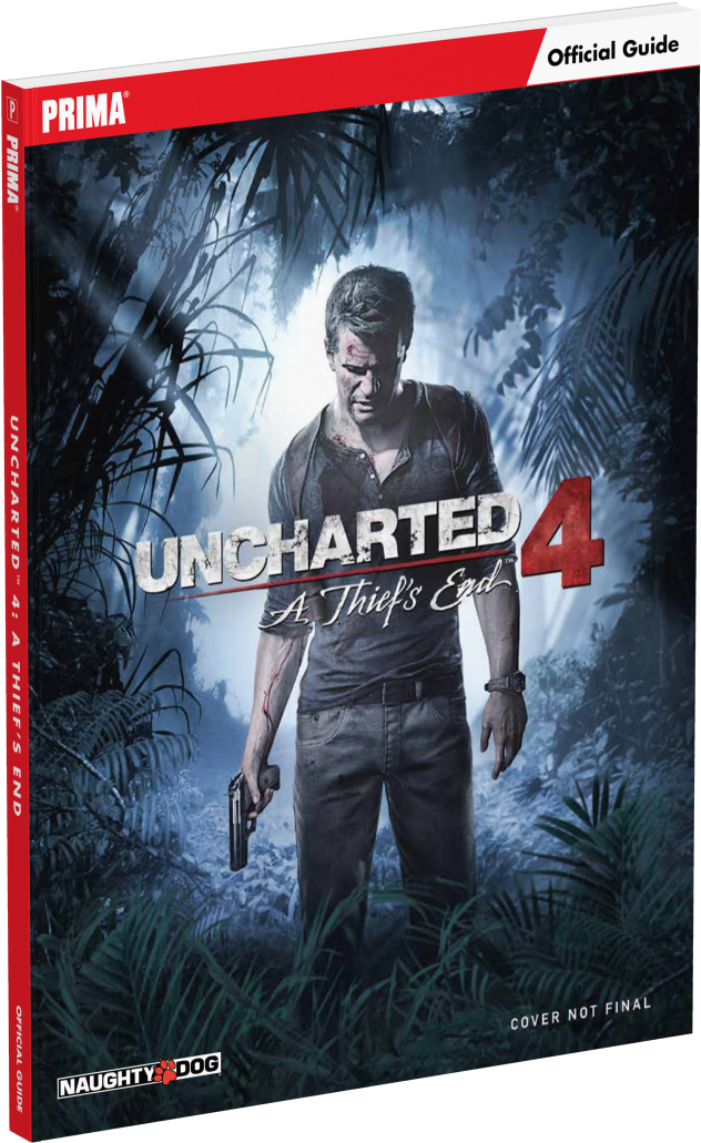 Download Uncharted 4 Guide Poster De Games Uncharted Full Size