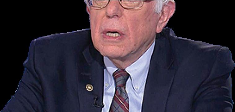 Download Bernie Sanders Running For President Again Gentleman Full Size Png Image Pngkit