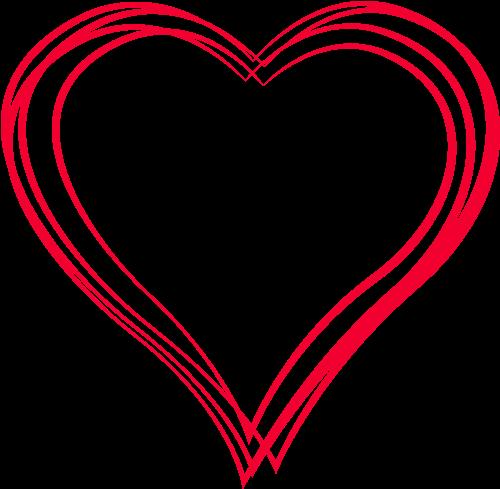 Download Sketch Heart Png Transparent Heart Full Size Png Image Pngkit