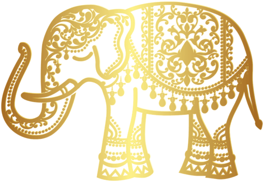 Download Free Png Download Decorative Gold Indian Elephant Png Transparent Png Gold Elephant Full Size Png Image Pngkit Including transparent png clip art, cartoon, icon, logo, silhouette. pngkit