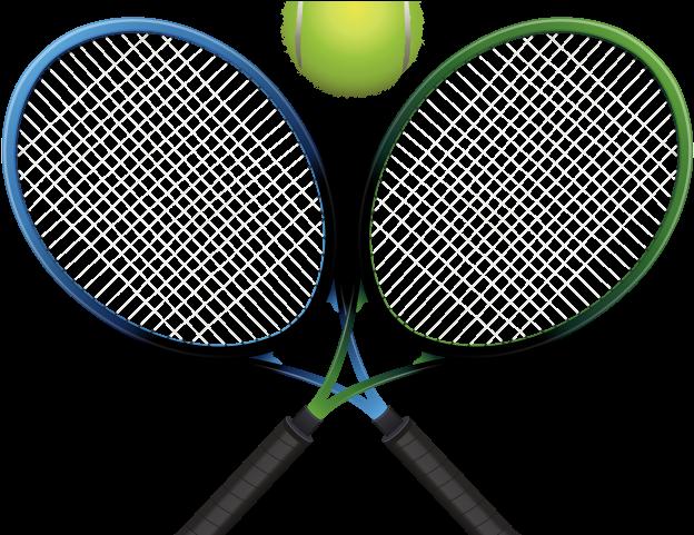 Download Badminton Clipart Transparent Background Clipart Transparent Tennis Racket Full Size Png Image Pngkit