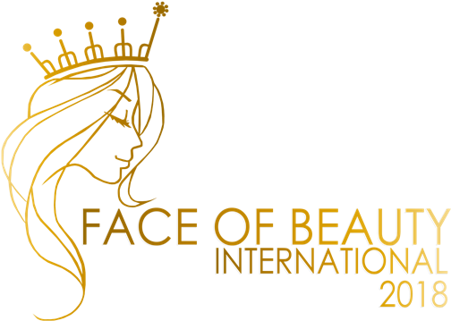 Download Face Of Beauty International Logo Full Size Png Image Pngkit