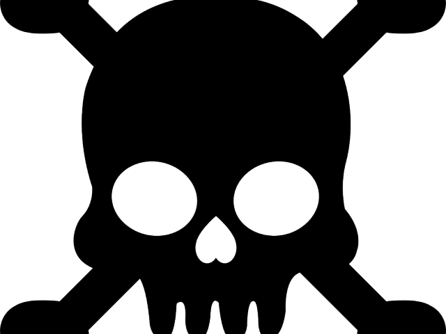 Skull And Cross Bones Images - Skull And Crossbones Clipart - Free  Transparent PNG Clipart Images Download