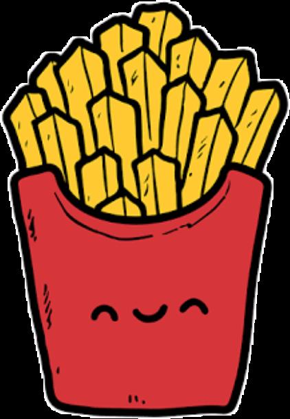 Download Mcdonalds Fries Tumblr Transparent Download Desenhos De