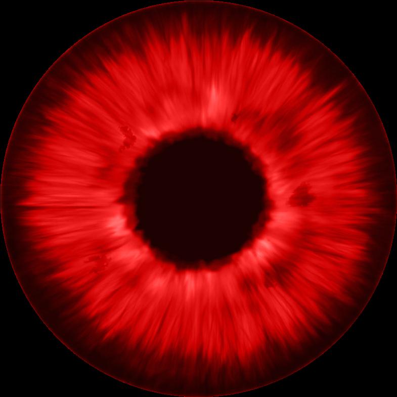 Download Human Eye Iris Texture Mapping Drawing - Red Eye ...