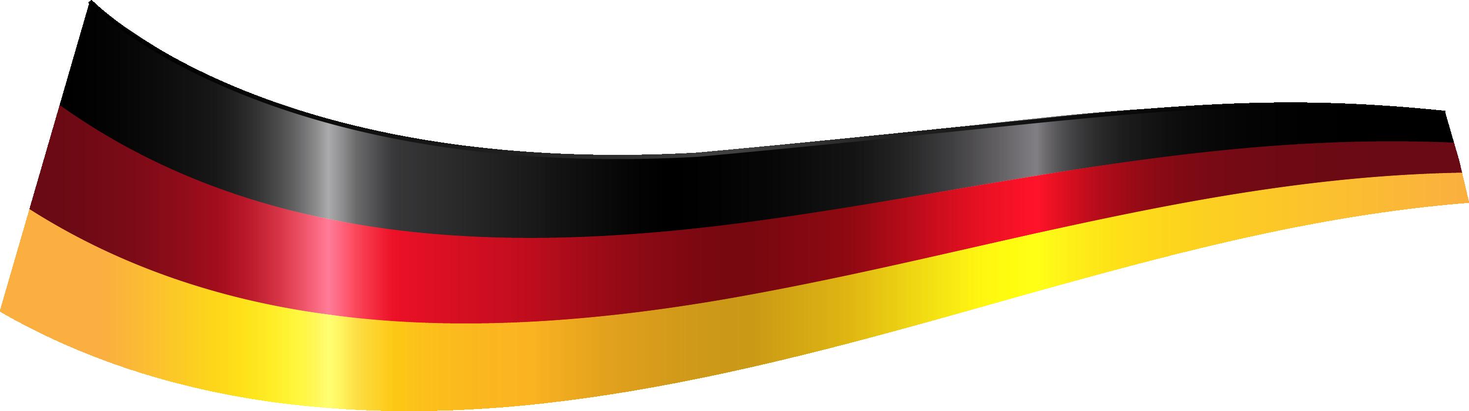 Download Germany Flag Png German Flag Ribbon Transparent Full Size Png Image Pngkit
