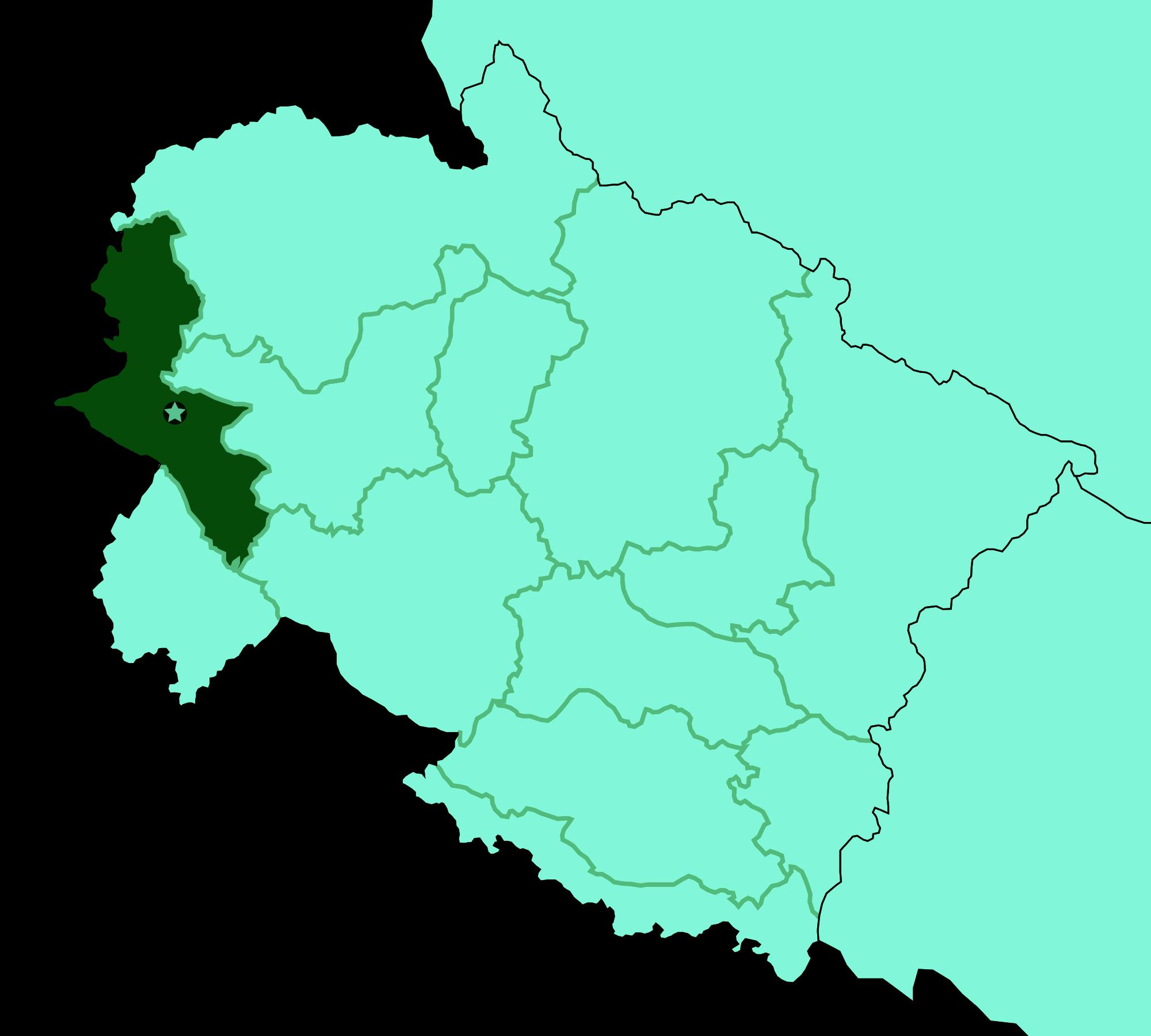 Download Map - Uttarakhand Map Outline - Full Size PNG Image ...