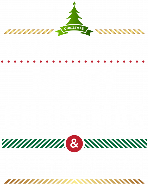 download merry christmas and happy new year banner 2 with vector free clip art christmas and new years full size png image pngkit vector free clip art christmas
