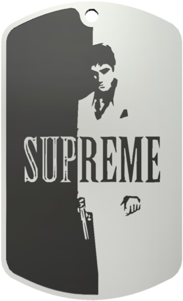 Download Home Other Supreme Scarface Hypebeast Wallpaper