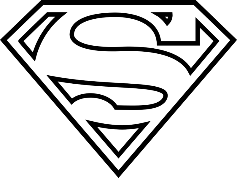Download Black And White Download Autism Svg Superman ...