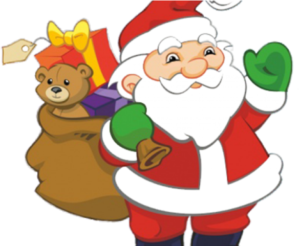 download christmas clipart father - christmas santa claus clipart - full  size png image - pngkit  pngkit