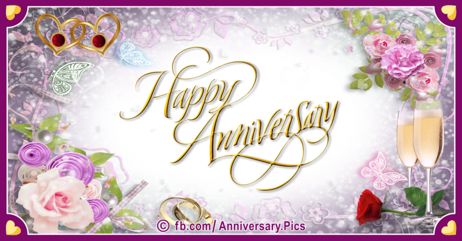 Download Download Wedding Anniversary Invitations Clipart Floral Ruby Anniversary Banquet Plates Full Size Png Image Pngkit